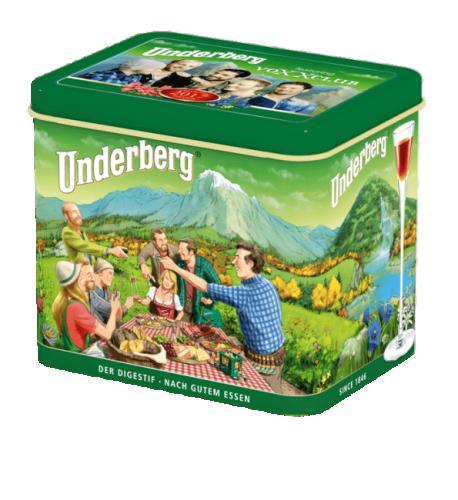 UNDERBERG 2017 BOX (12x20ML) 44%